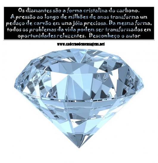 Diamante de Carvao
