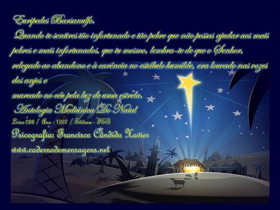 Natal por Eurípedes Barsanulfo