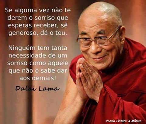 Dalai nos fala...