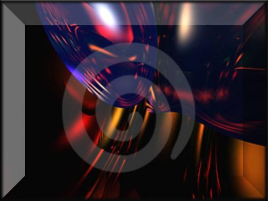 Foto tunel do tempo