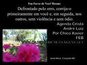 Em Favor de Você Mesmo   André Luiz 12