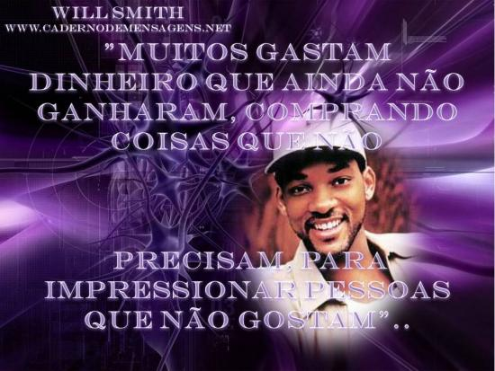 Will Smith Impressionar
