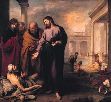 Jesus caridade